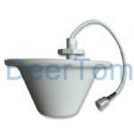800-2500MHz Indoor Directional Ceiling Antenna 7dBi