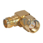 SMA Male to SMA Female Connector Adapter adaptor