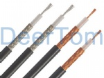 7/8'' Low Loss RF Coaxial Cable High Quality